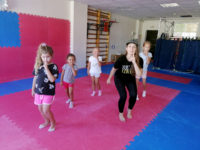 Современные танцы в Wellness Mama Тор город Анапа
